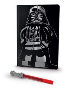 lego 5005838 star wars notebook with gel pen