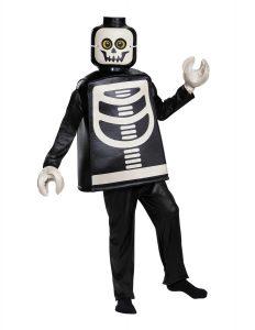 lego 5006010 skeleton deluxe costume