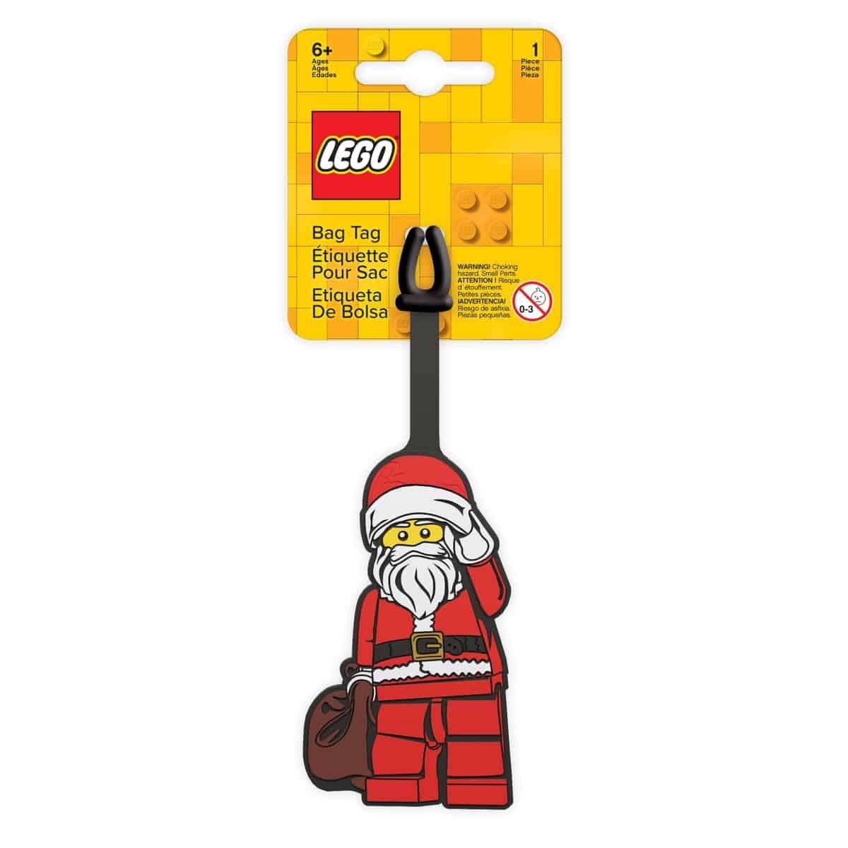 lego 5006030 santa bag tag