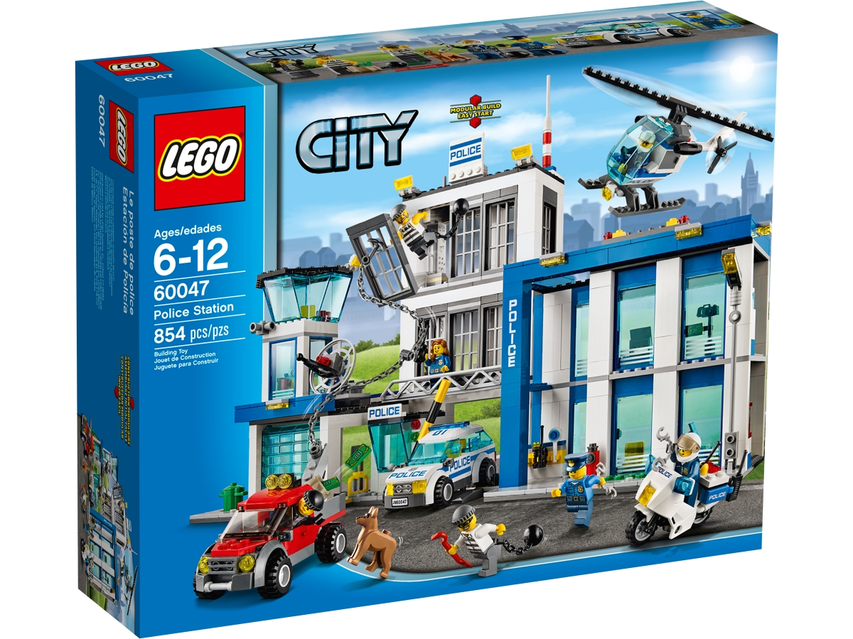 lego 60047 police station