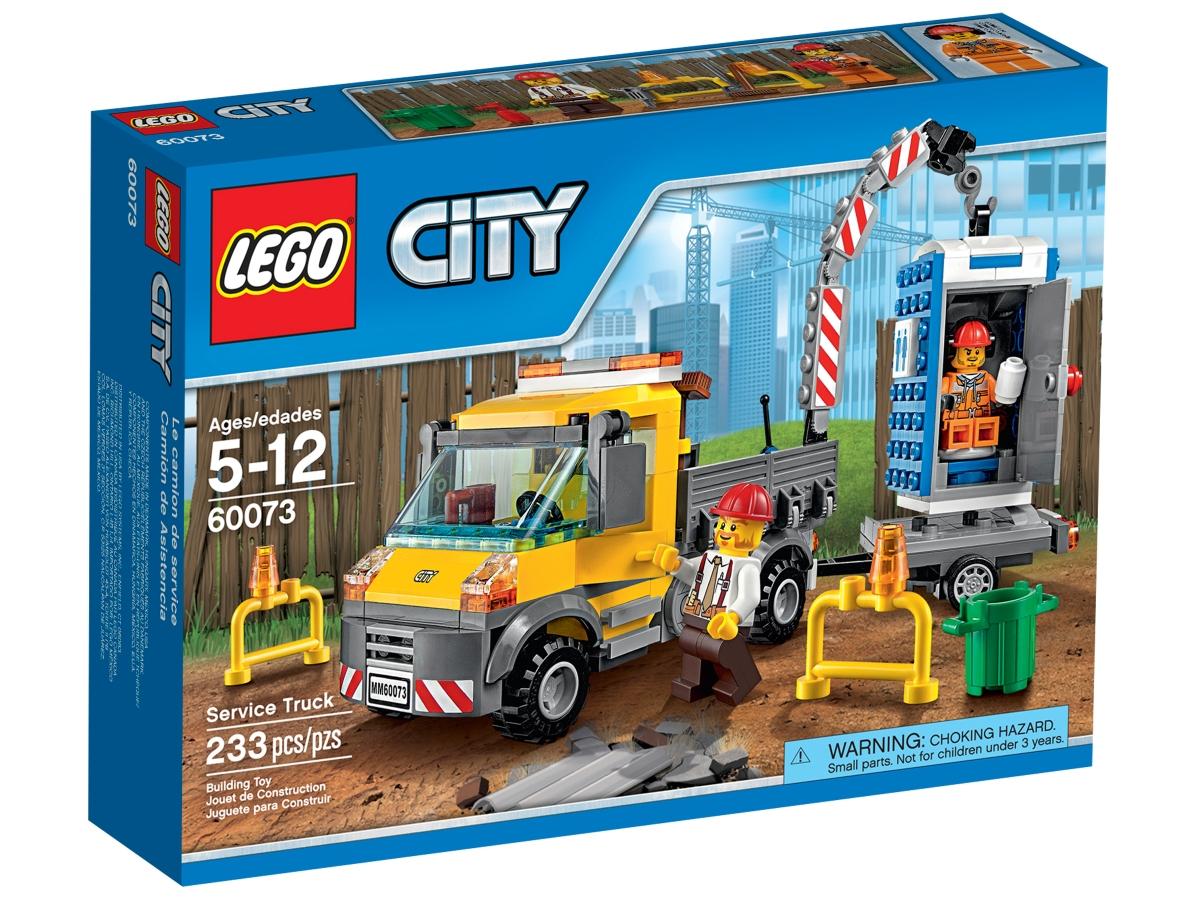 lego 60073 service truck