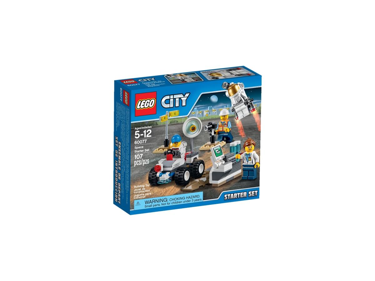 lego 60077 space starter set