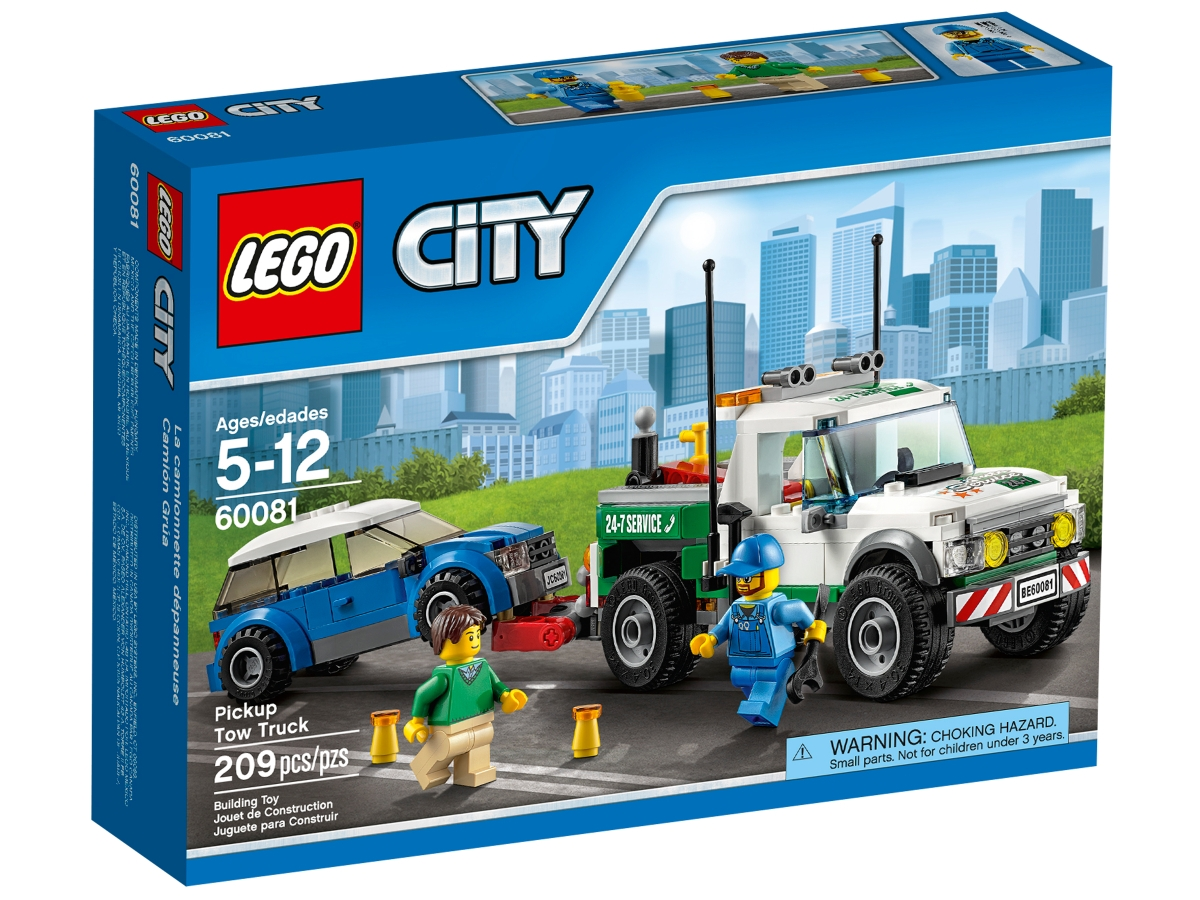 lego 60081 pickup tow truck