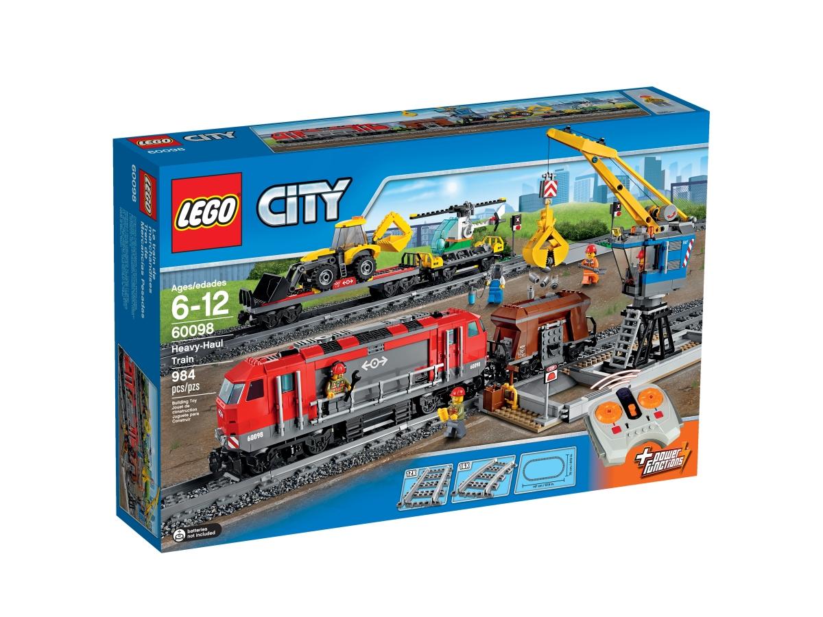 lego 60098 heavy haul train