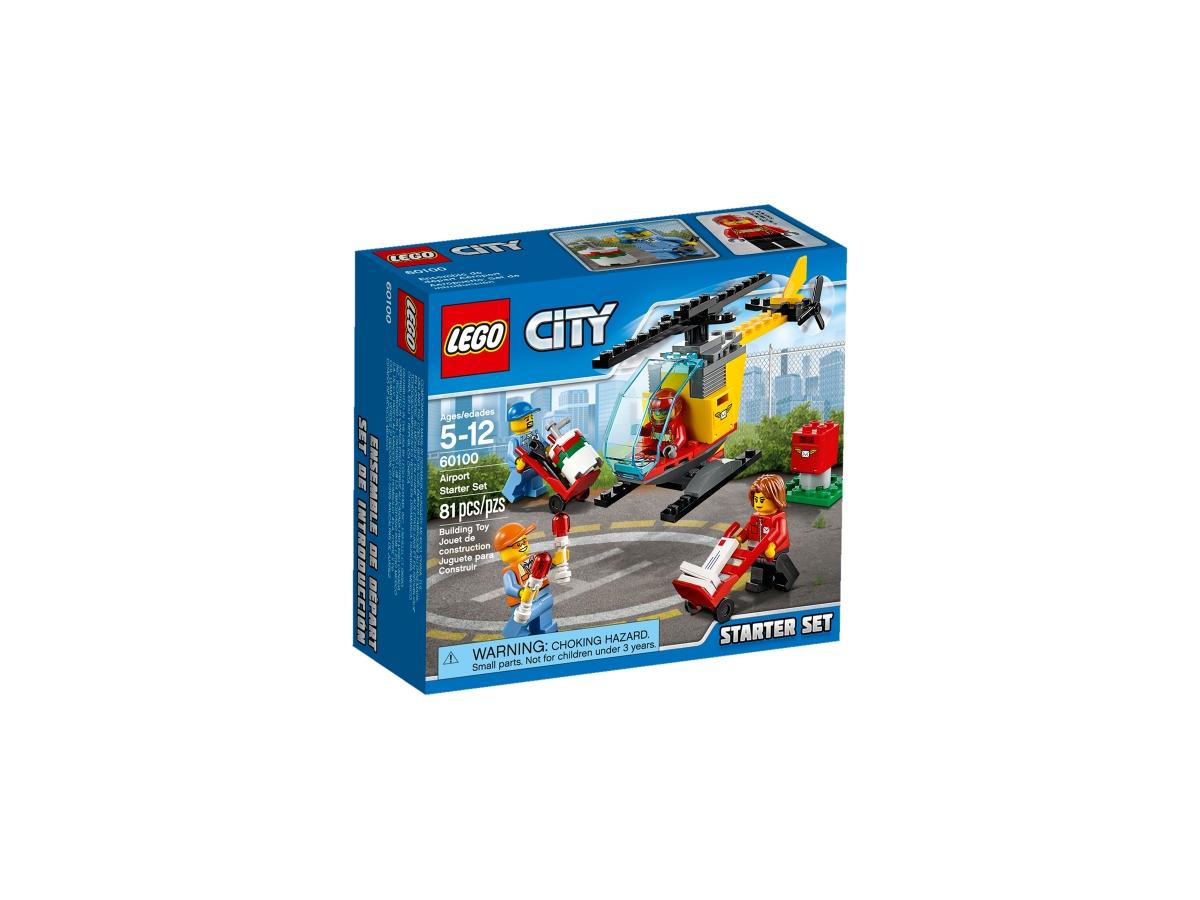 lego 60100 airport starter set