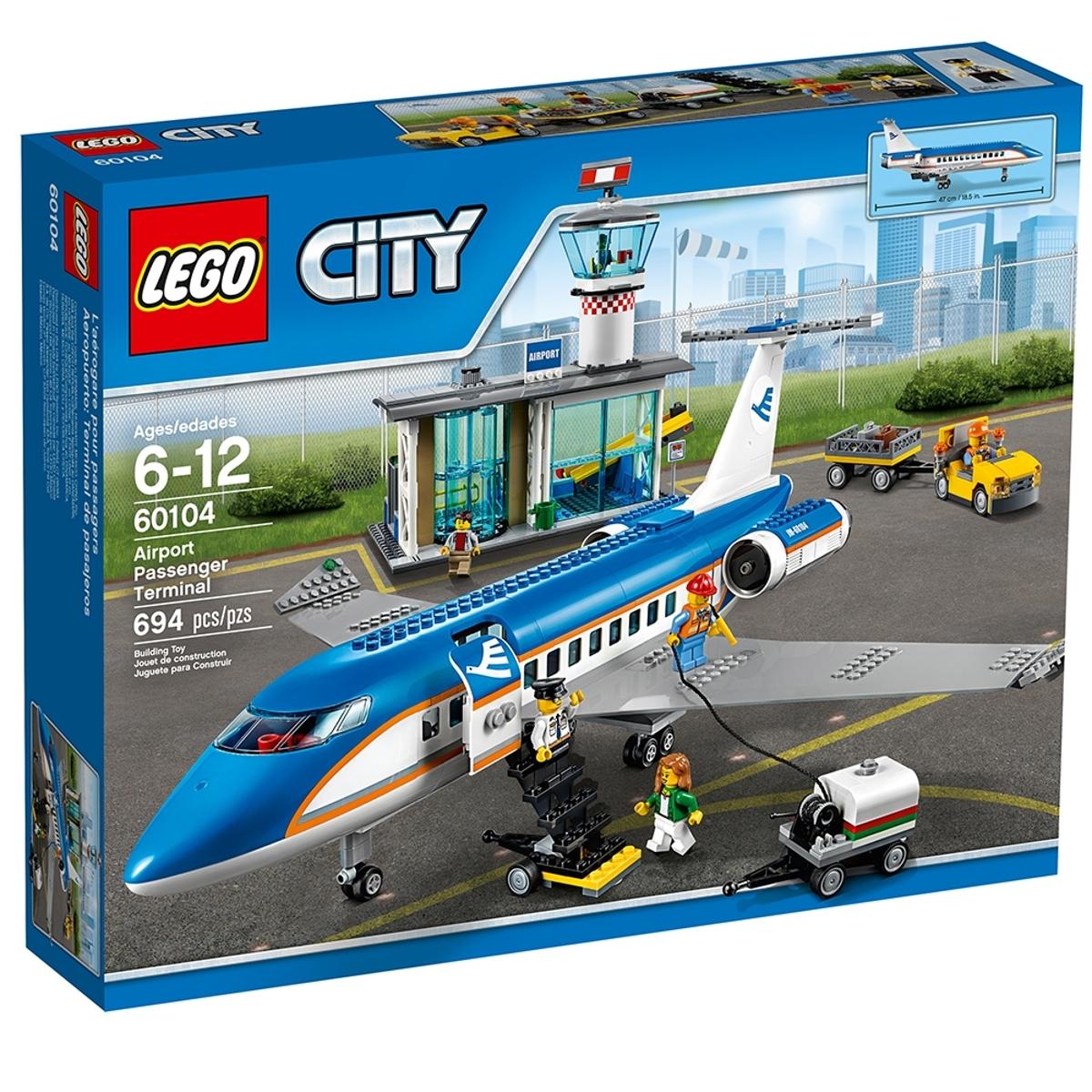 lego 60104 airport passenger terminal