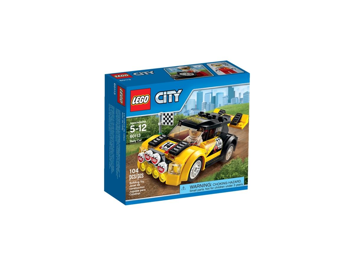 lego 60113 rally car