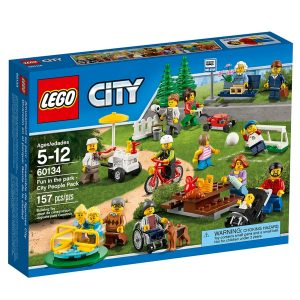 lego 60134 fun in the park city people pack