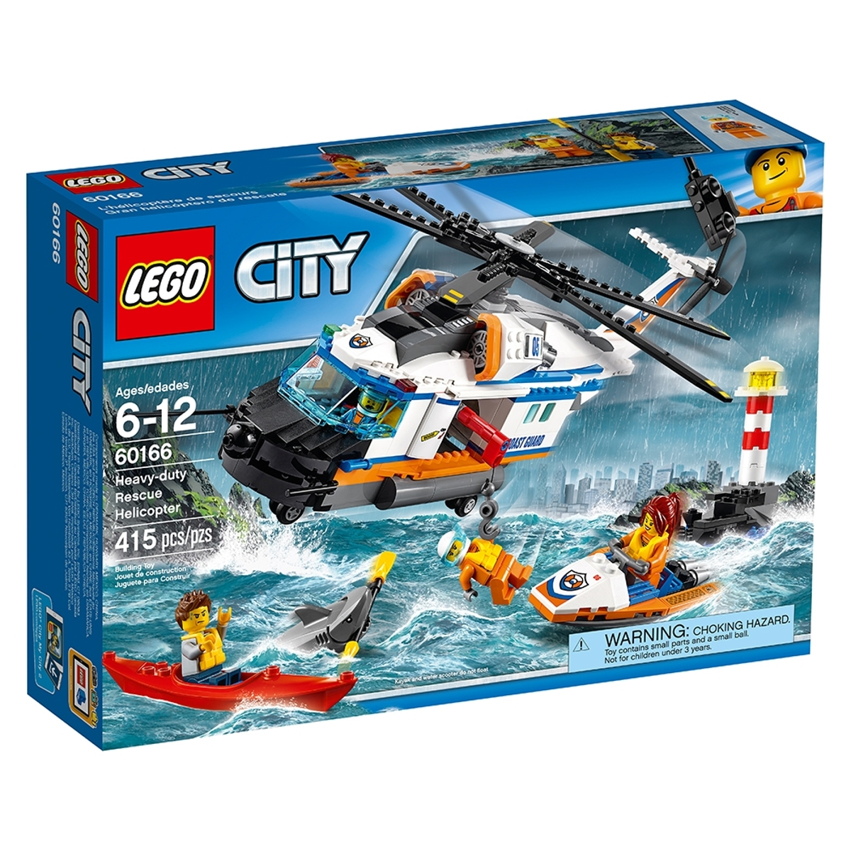 lego 60166 heavy duty rescue helicopter