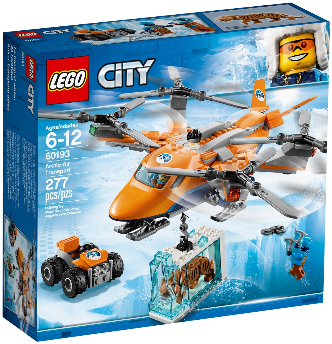 lego 60193 arctic air transport