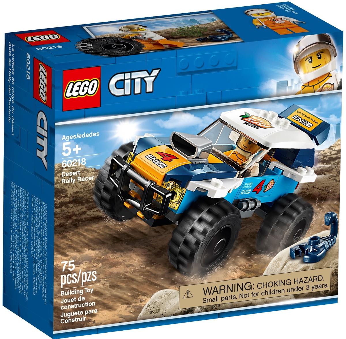 lego 60218 desert rally racer