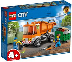lego 60220 garbage truck