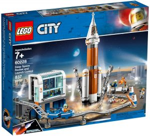 lego 60228 deep space rocket and launch control