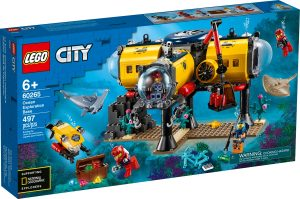 lego 60265 ocean exploration base