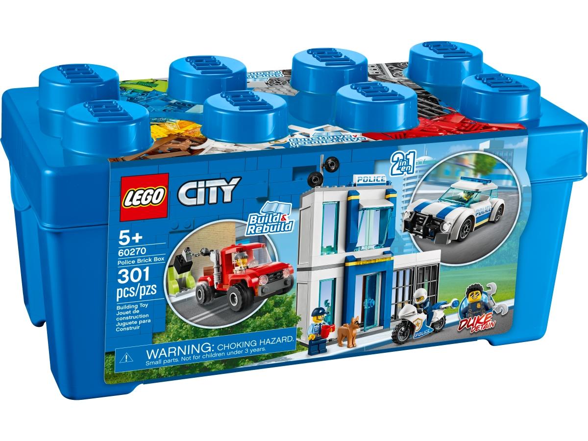 lego 60270 police brick