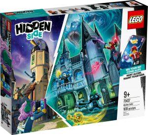 lego 70437 mystery castle