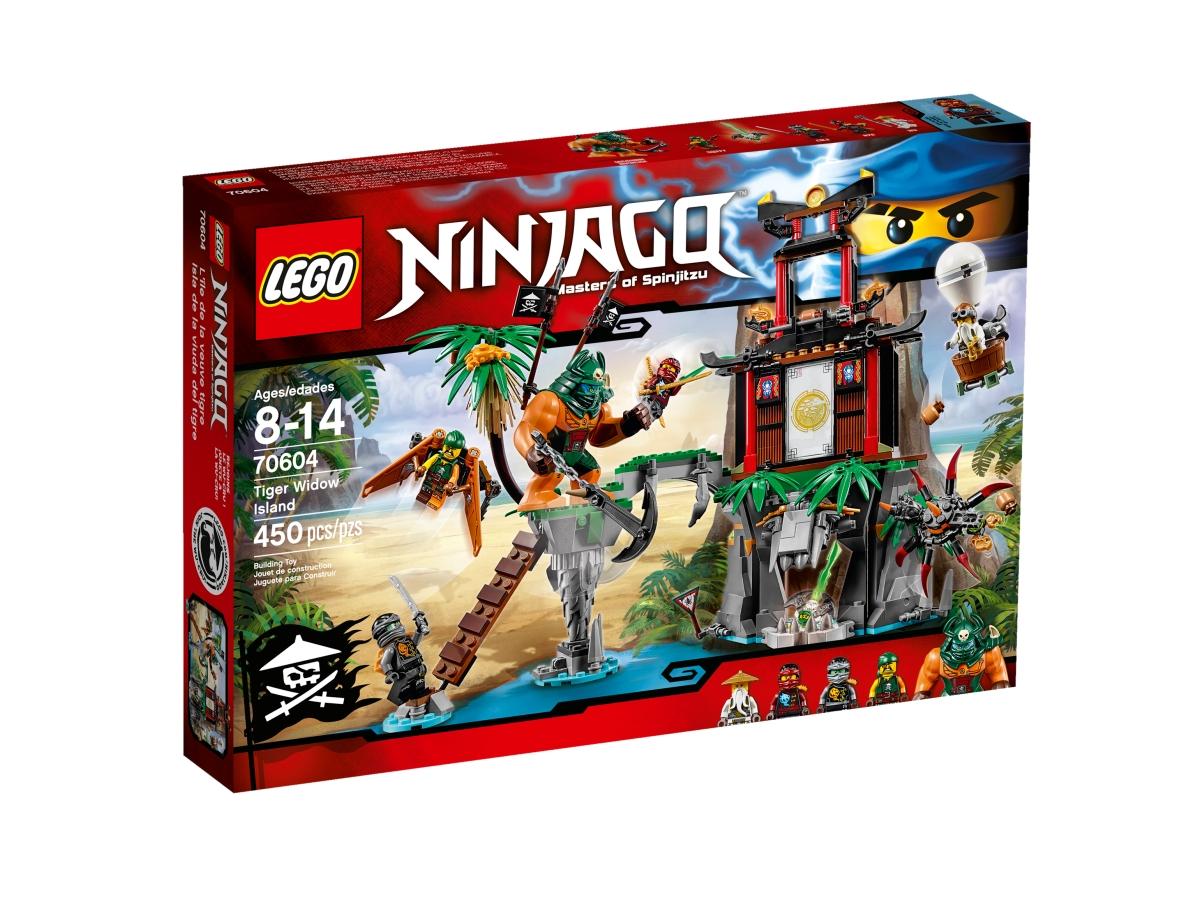 lego 70604 tiger widow island