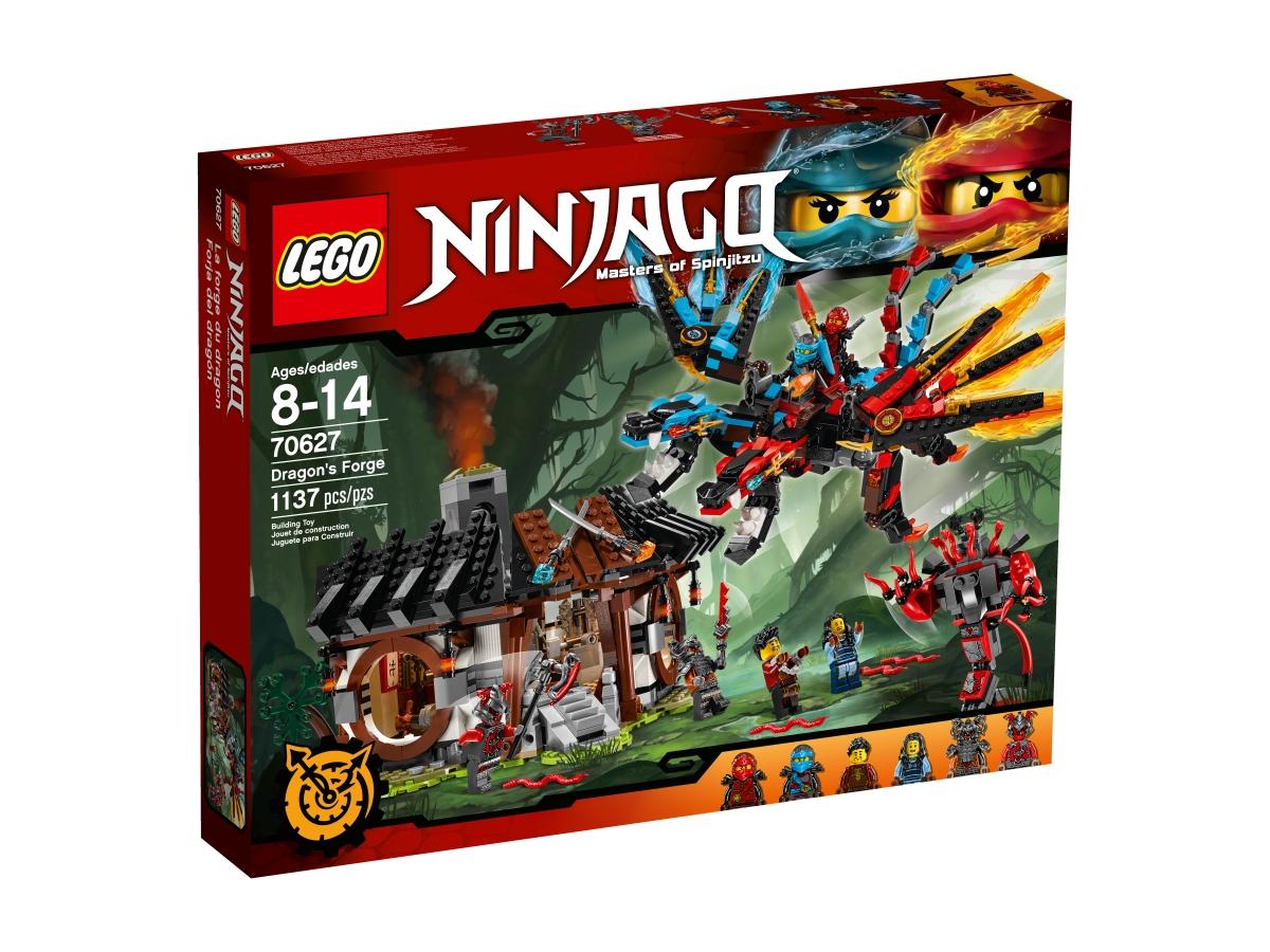 lego 70627 dragons forge