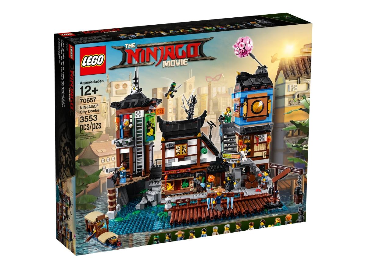 lego 70657 ninjago city docks