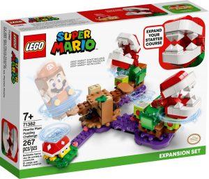lego 71382 piranha plant puzzling challenge expansion set