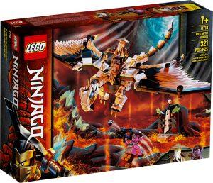 lego 71718 wus battle dragon