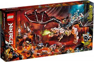 lego 71721 skull sorcerers dragon