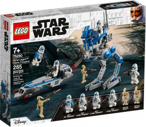 lego 75280 501st legion clone troopers