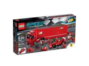 lego 75913 f14 t scuderia ferrari truck