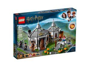 lego 75947 hagrids hut buckbeaks rescue