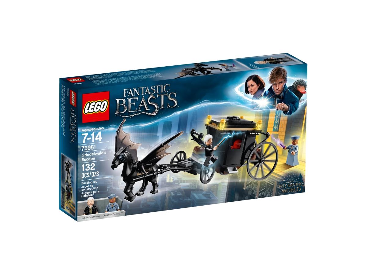 lego 75951 grindelwalds escape