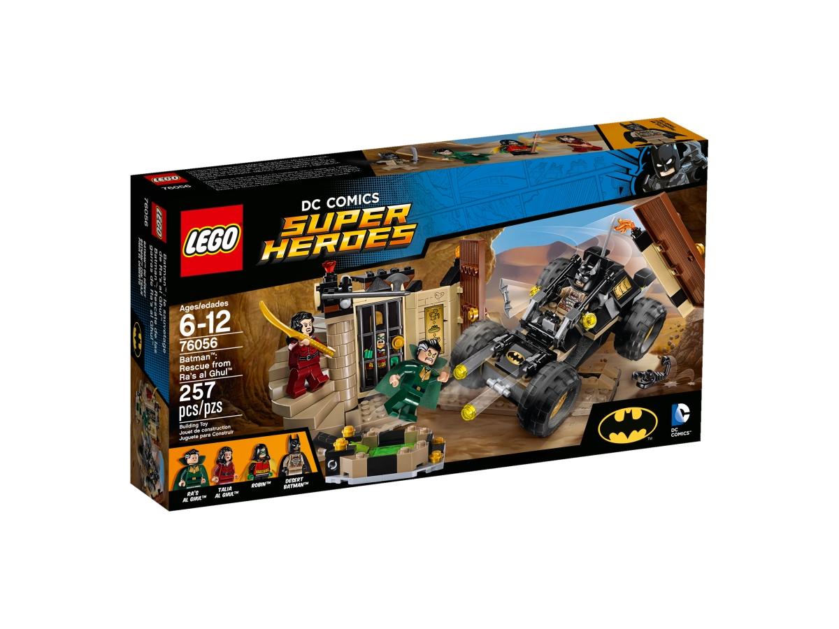 lego 76056 batman rescue from ras al ghul
