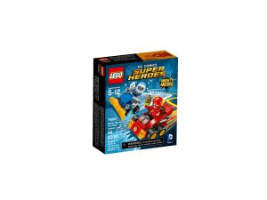lego 76063 mighty micros the flash vs captain cold