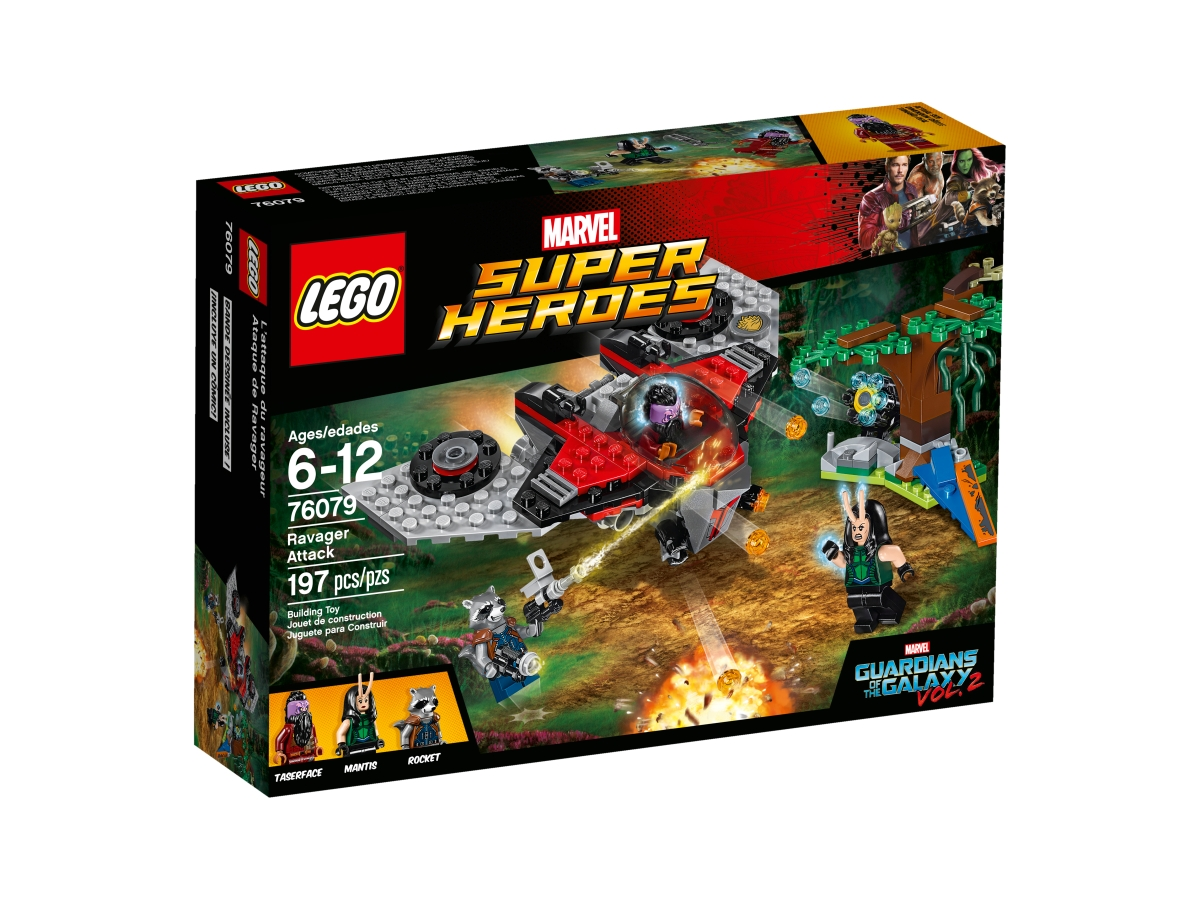 lego 76079 ravager attack
