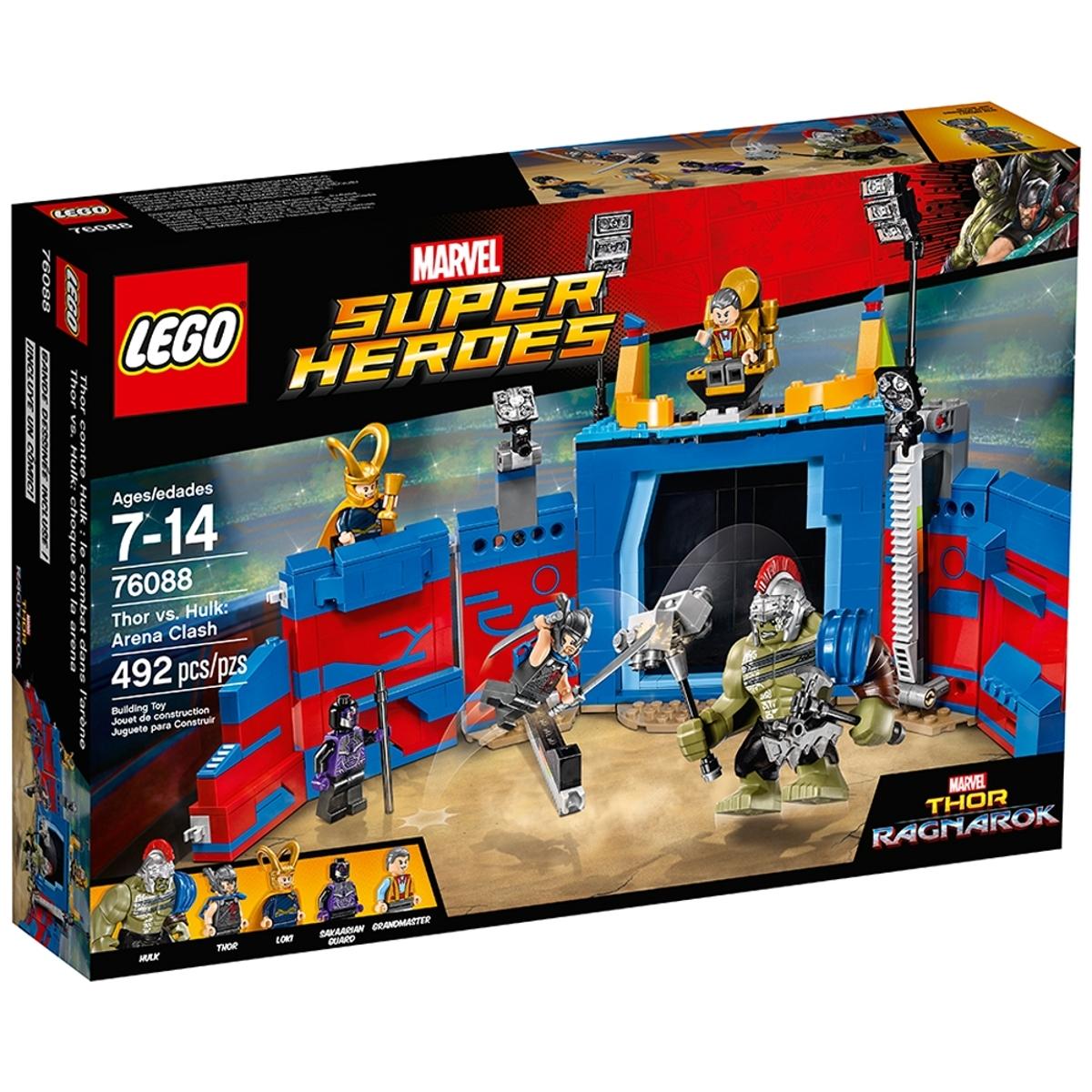 lego 76088 thor vs hulk arena clash
