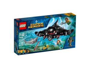 lego 76095 aquaman black manta strike