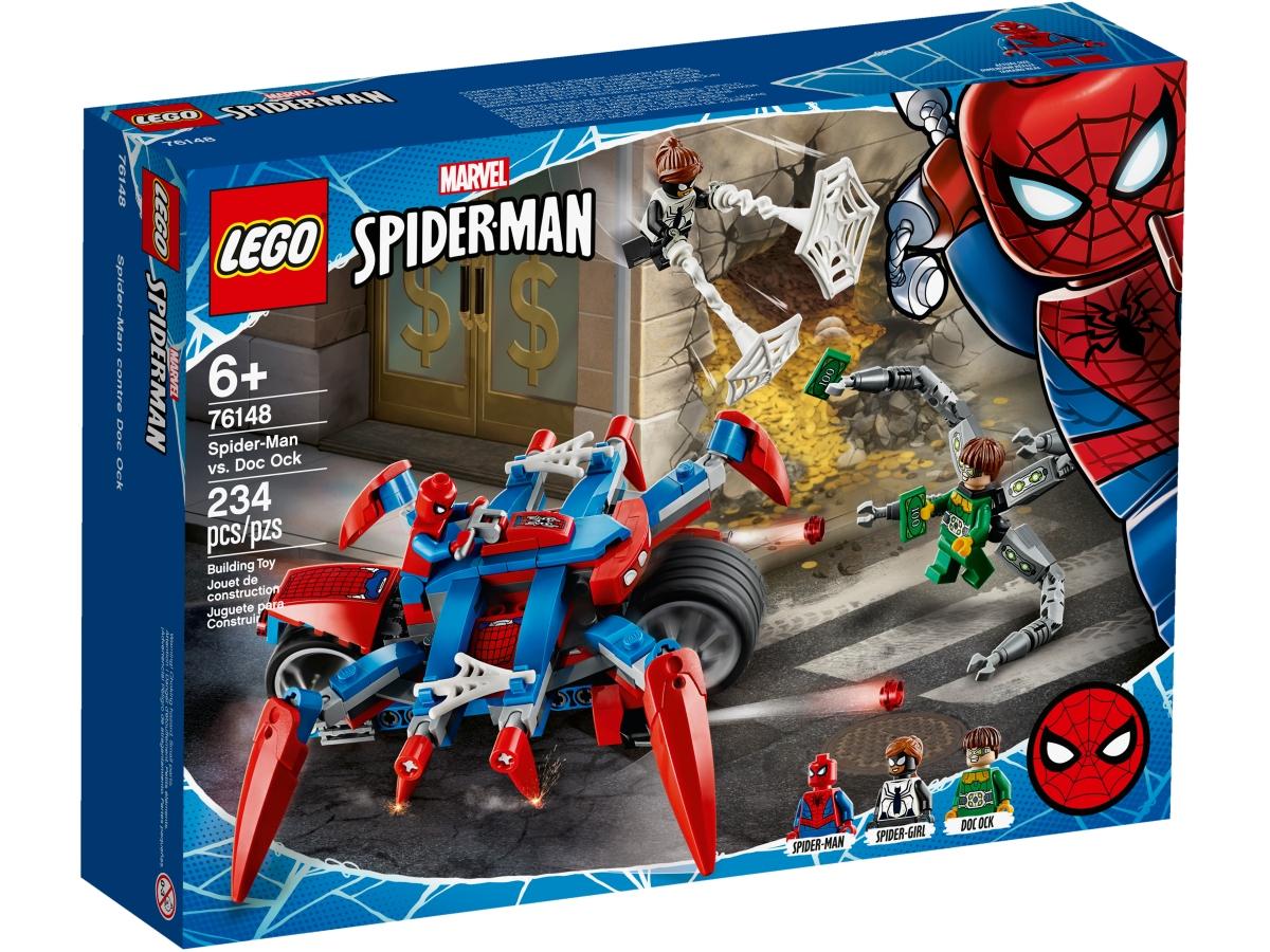 lego 76148 spider man vs doc ock