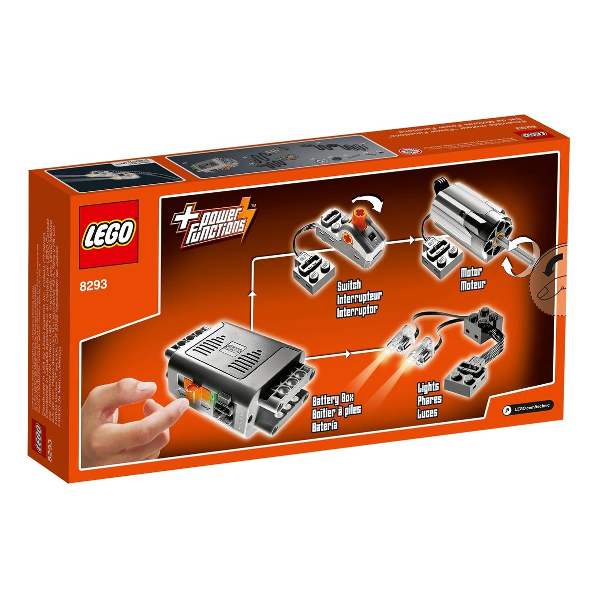 lego 8293 power functions motor set