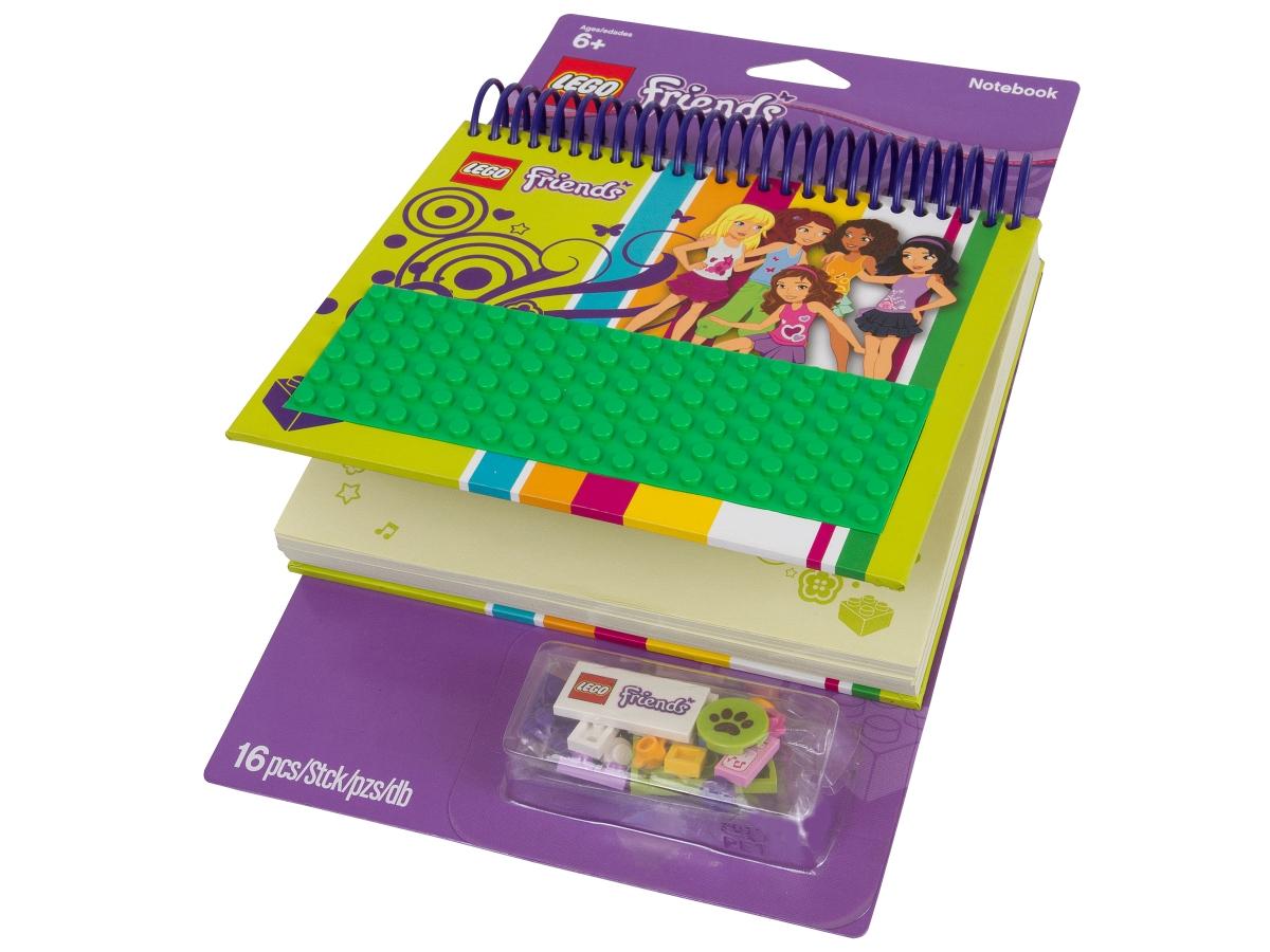 lego 850595 friends notebook