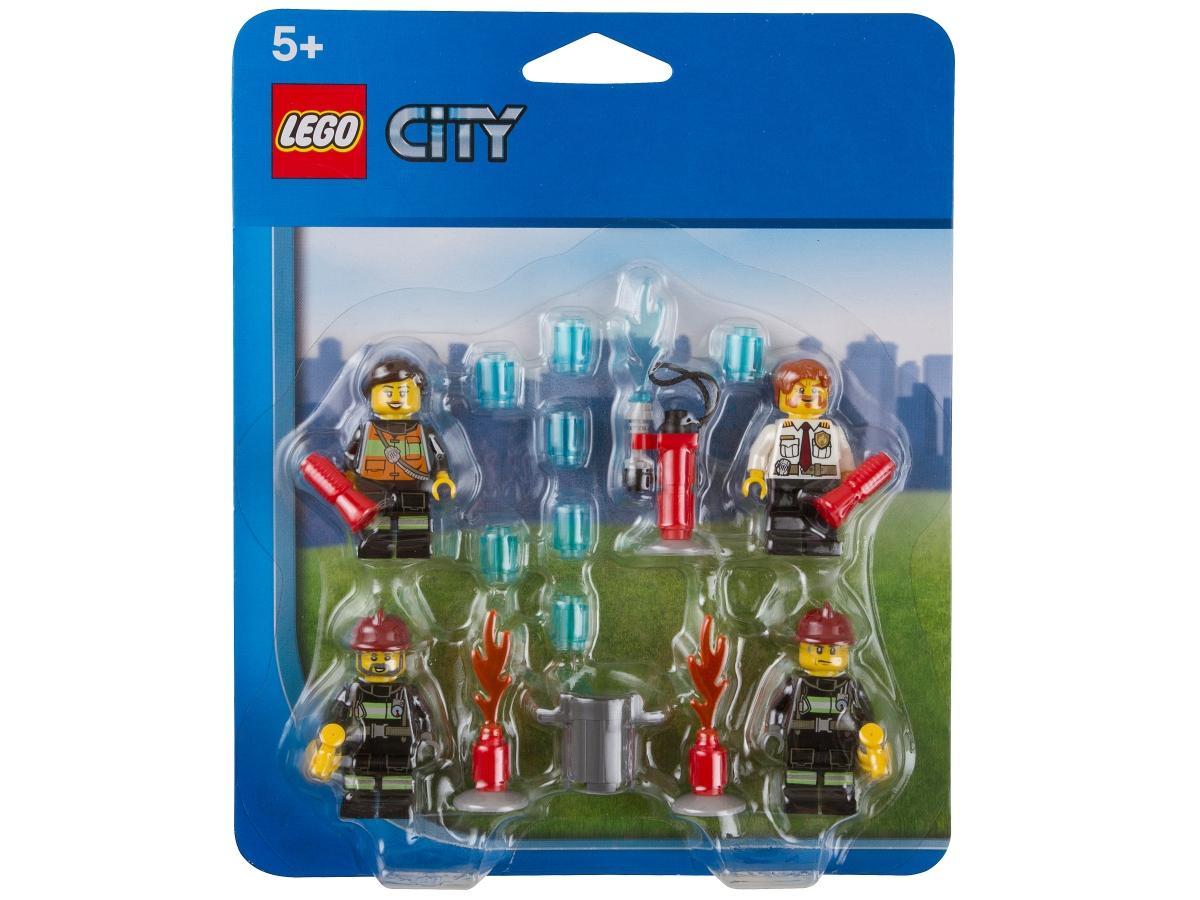 lego 850618 city fire accessory set