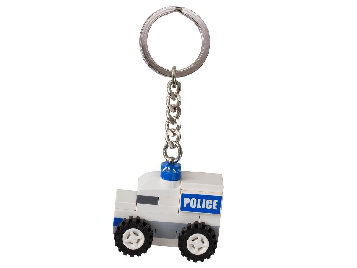 lego 850953 police car bag charm