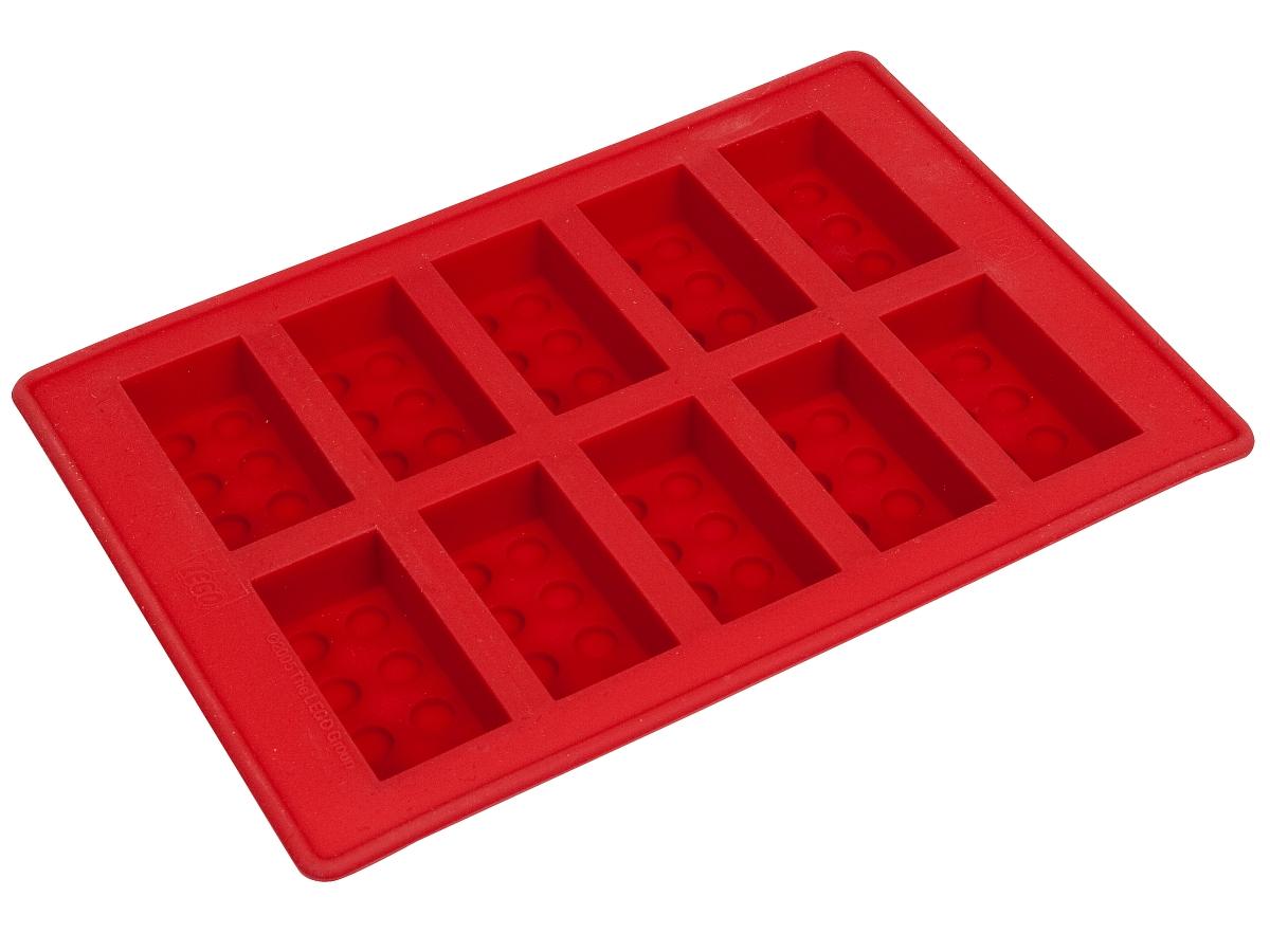 lego 852768 ice brick tray red