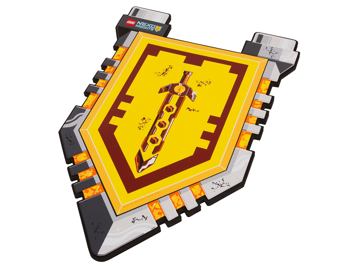 lego 853506 nexo knights knights shield