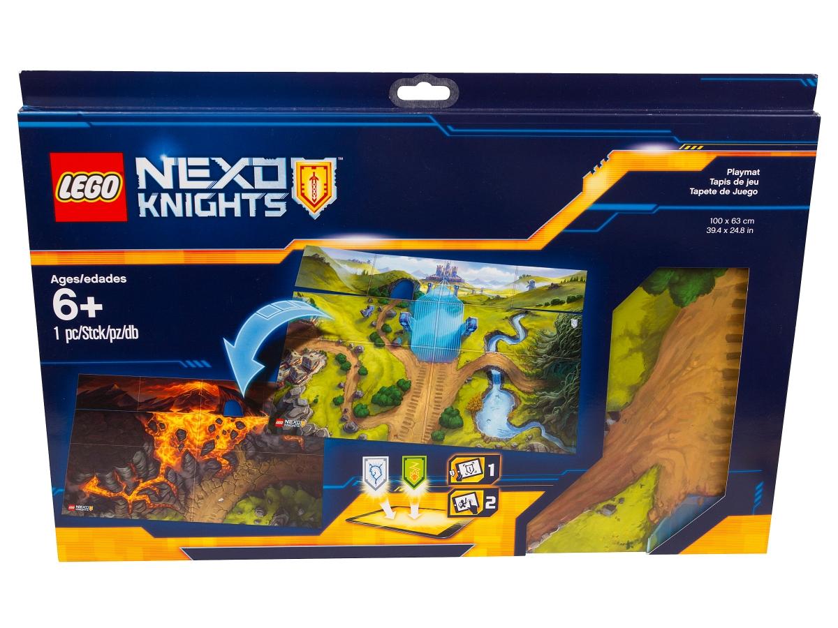 lego 853519 nexo knights playmat