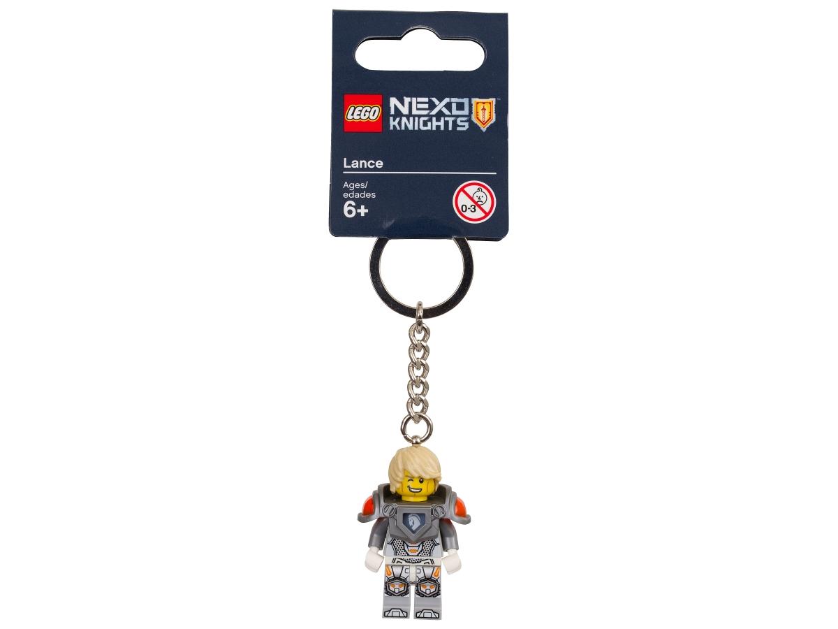 lego 853524 nexo knights lance key chain