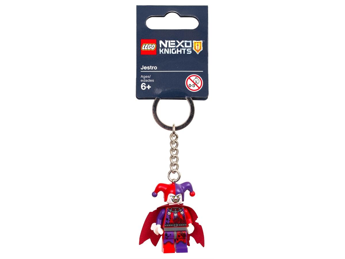 lego 853525 nexo knights jestro key chain