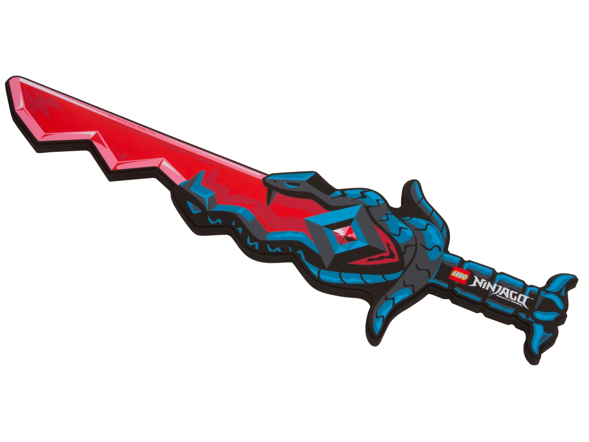 lego 853689 ninjago vermillion sword