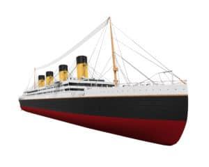 LEGO 10294 Titanic - 20210817