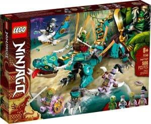 lego 71746 dragao da selva