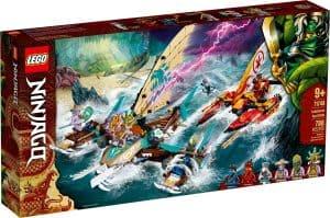 lego 71748 batalha naval de catamara