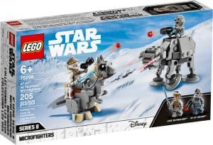 lego 75298 pack de combate at at e tauntaun